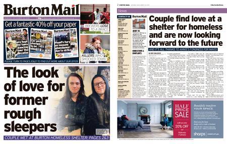 Burton Mail – December 30, 2019