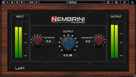 Nembrini Audio LoFi v1.0.4 WiN