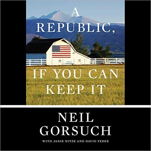 A Republic, If You Can Keep It [Audiobook]