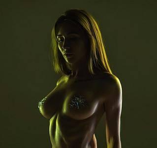 Eva Lunichkina - Erotic Art by Alexander Margolin Part 2