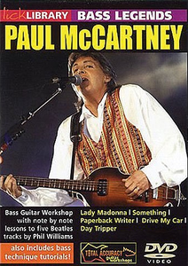 Bass Legends - Paul McCartney