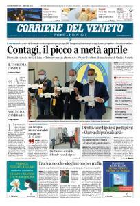 Corriere del Veneto Padova e Rovigo – 19 marzo 2020