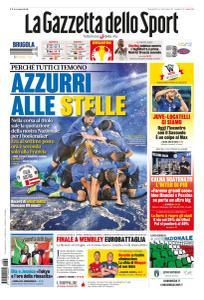 La Gazzetta dello Sport Nazionale - 23 Giugno 2021