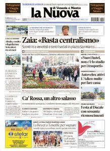 La Nuova Venezia - 26 Aprile 2017