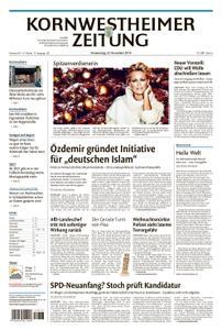 Kornwestheimer Zeitung - 22. November 2018