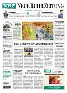 NRZ Neue Ruhr Zeitung Essen-Postausgabe - 31. Oktober 2017