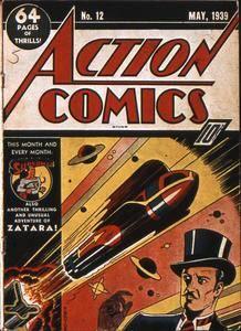 Action Comics 012