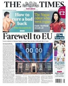 The Times - 1 February 2020