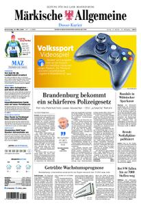 Märkische Allgemeine Dosse Kurier - 14. März 2019