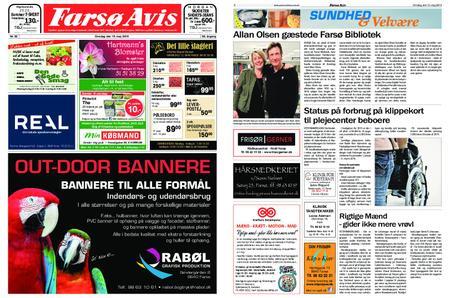 Farsø Avis – 14. maj 2019