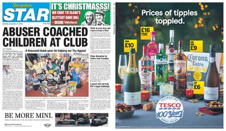 Shropshire Star Shrewsbury Edition – December 21, 2019