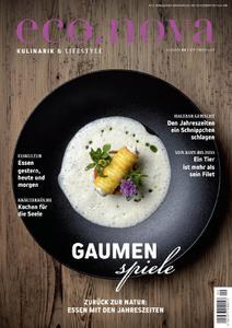 eco.nova - Spezial Kulinarium & Lifestyle 2020