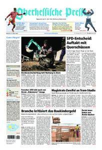 Oberhessische Presse Marburg/Ostkreis - 21. Februar 2018