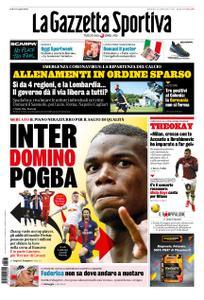 La Gazzetta dello Sport Roma – 03 maggio 2020