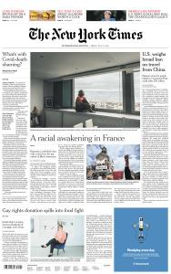 International New York Times - 17 July 2020