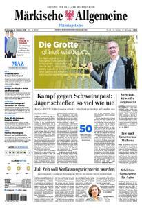 Märkische Allgemeine Fläming Echo - 11. Oktober 2018