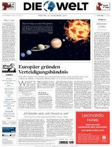 Die Welt - 13. November 2017