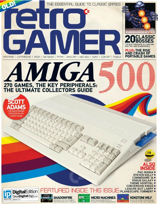 Retro Gamer - Issue 113, 2013 (True PDF) / Magazines World