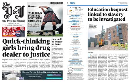 The Press and Journal Moray – May 25, 2021