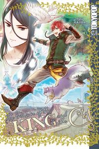Tokyopop-The Treasure Of The King And The Cat 2021 Hybrid Comic eBook