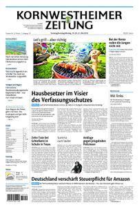 Kornwestheimer Zeitung - 19. Mai 2018
