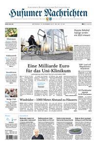 Husumer Nachrichten - 13. November 2019