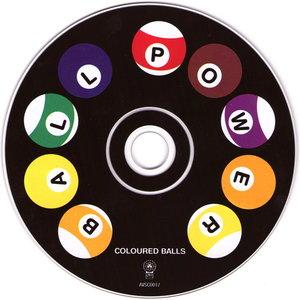 Coloured Balls - Ball Power (1973) [Reissue 2006]