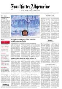 Frankfurter Allgemeine Zeitung F.A.Z. - 30. August 2018