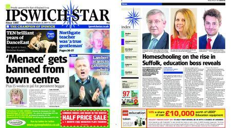 Ipswich Star – February 21, 2019