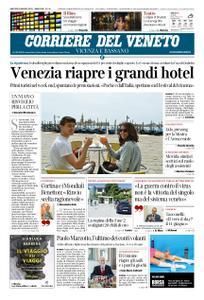 Corriere del Veneto Vicenza e Bassano – 26 maggio 2020