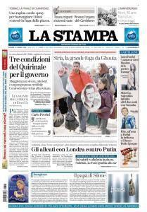 La Stampa Imperia e Sanremo - 16 Marzo 2018