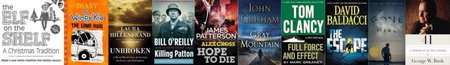 Top 50 USA Today's Best-Selling Books