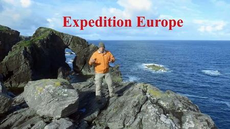 ZDF - Expedition Europe: Series 1 (2019)