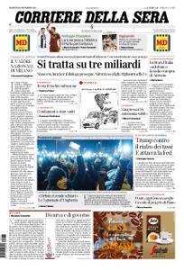 Corriere della Sera – 18 dicembre 2018