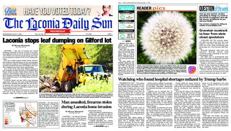 The Laconia Daily Sun – May 27, 2020
