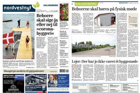 Nordvestnyt Kalundborg – 22. juni 2020