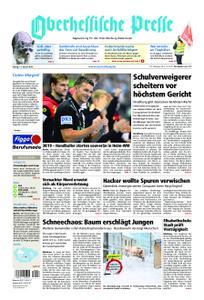 Oberhessische Presse Marburg/Ostkreis - 11. Januar 2019