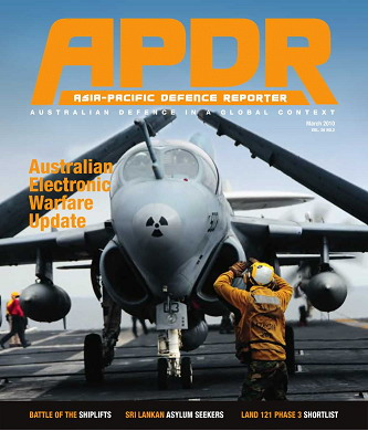 Asia-Pacific Defence Reporter Magazine March 2010