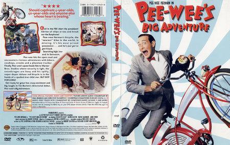 Pee-Wee's Big Adventure (1985) [Re-Up]