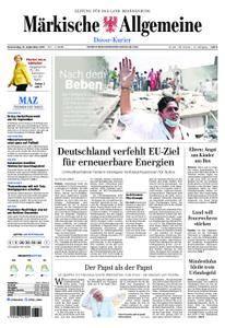 Märkische Allgemeine Dosse Kurier - 21. September 2017