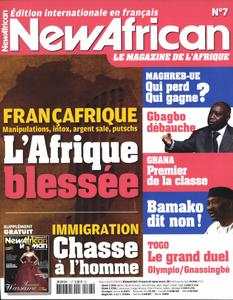 New African, le magazine de l'Afrique - Mars - Avril 2009