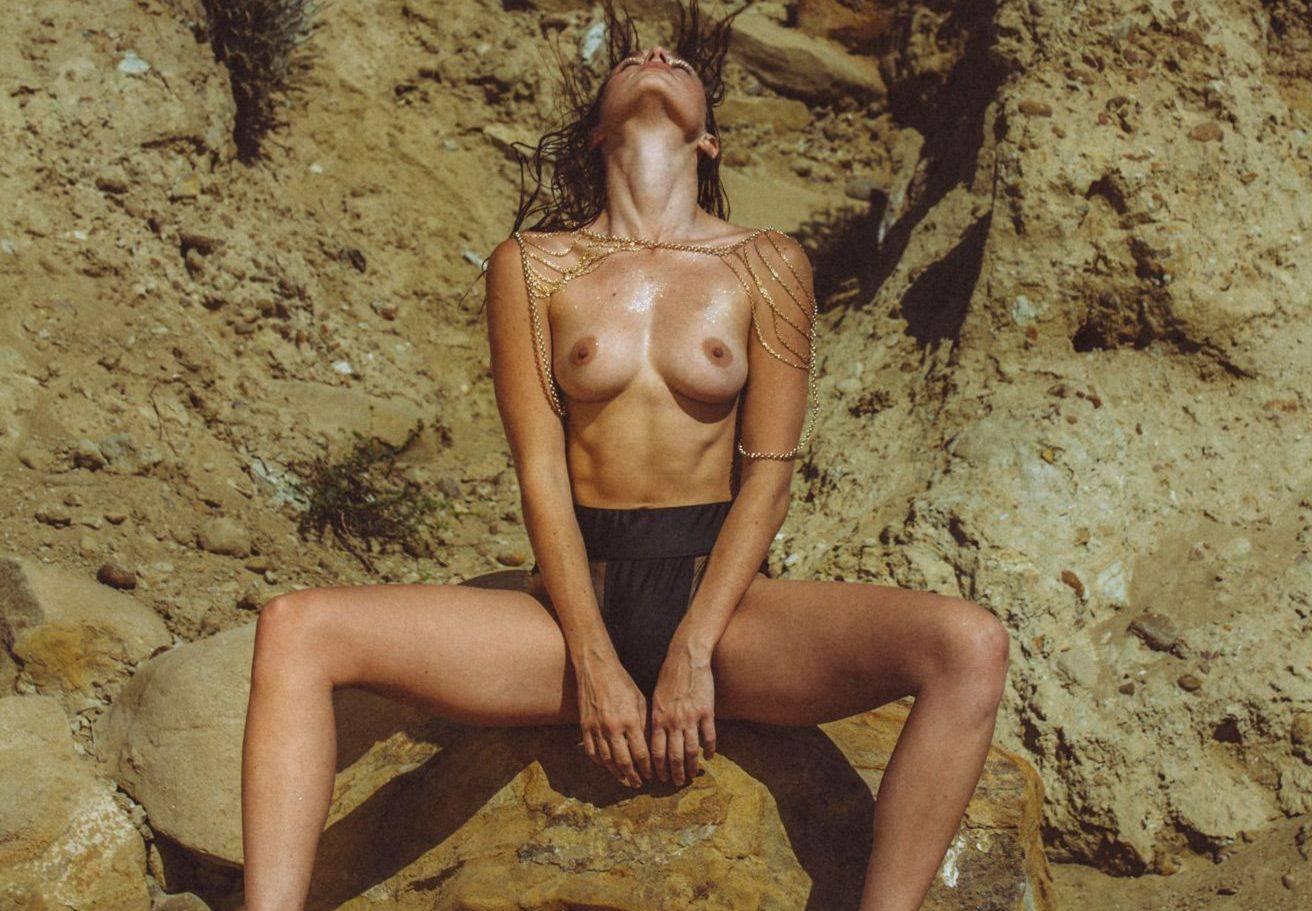 Olivia North - Charis Kirchheimer Photoshoot 2017