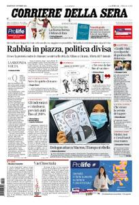 Corriere della Sera – 27 ottobre 2020