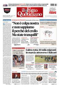 Il Fatto Quotidiano - 19 agosto 2018