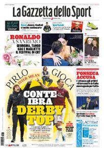 La Gazzetta dello Sport Roma – 07 febbraio 2020
