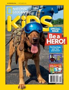 National Geographic Kids USA - September 2021
