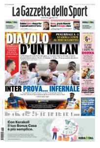 La Gazzetta dello Sport Cagliari - 8 Marzo 2021