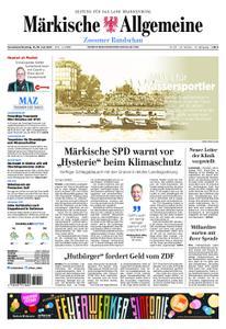 Märkische Allgemeine Zossener Rundschau - 15. Juni 2019