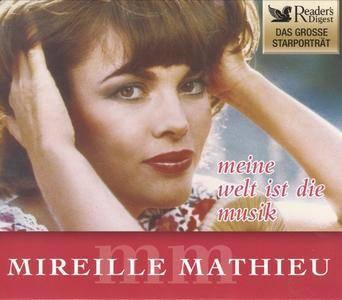 Mireille Mathieu - Meine Welt ist die Musik (3CD) (2007)