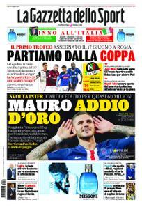 La Gazzetta dello Sport Sicilia – 30 maggio 2020